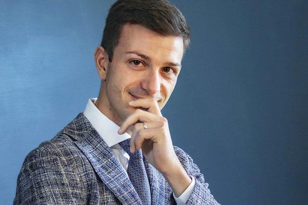 Valerio Stavolo, Ceo di Deva Connection