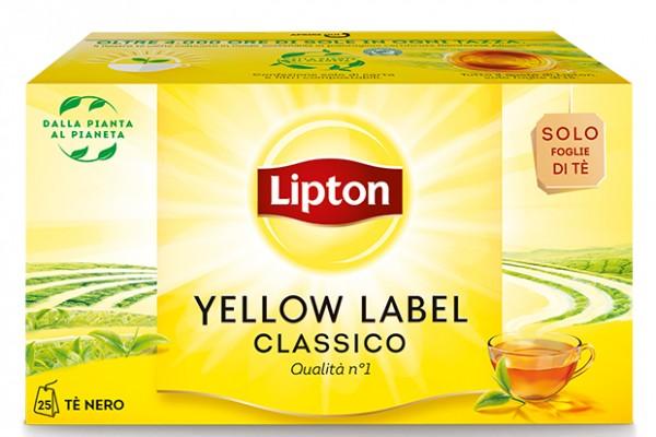Yellow Label di Lipton