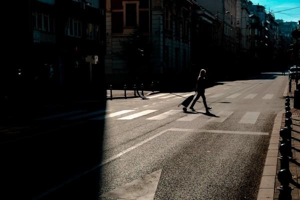 Un'immagine tratta dalla campagna di Oppo
