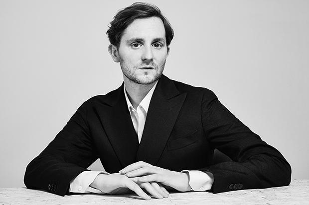 Alan Prada Editor in Chief di Esquire