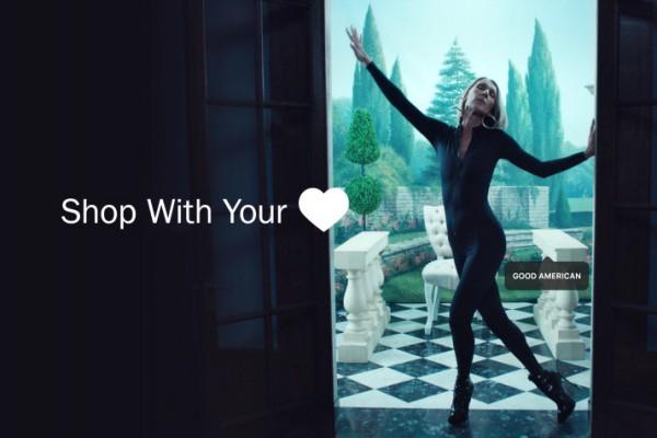Céline Dion canta per Instagram Shopping