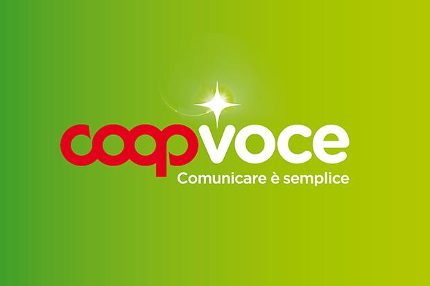 Il nuovo logo CoopVoce
