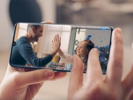 Un frame dello spot Xiaomi Mi Note 10