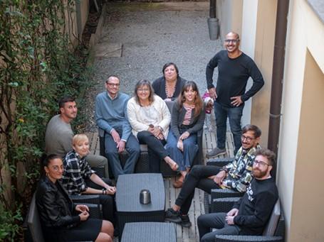 Il team di GreatPixel