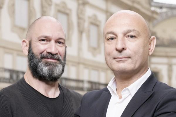 Da sinistra: Andrea Oreni, CEO di Imaxtree, e Michael Jais, CEO di Launchmetrics