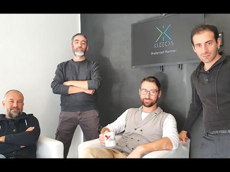 Marco Briotti, Nicola Tomassoni, Stefano Moretti e Viscardo Volpi di Masoko e Shibumi Group