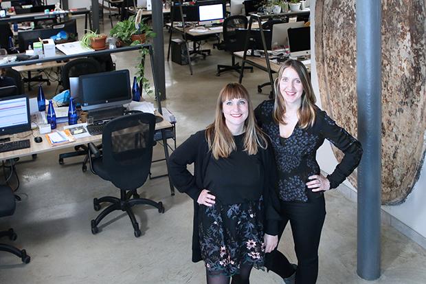 Evelina Borghesan e Giulia Salvioni, founder di Moskito Design