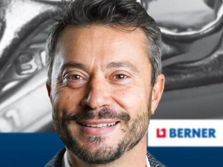 Antonio Zuffellato, Direttore Marketing di Berner Italia