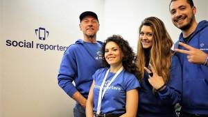 Social Reporters-team