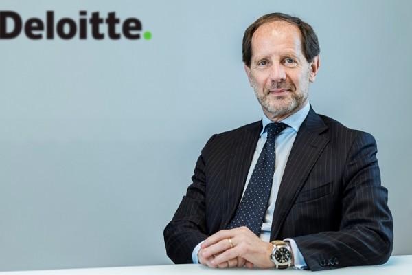 Fabio Pompei, Ceo di Deloitte