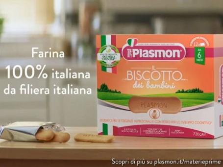 Plasmon campagna biscotto