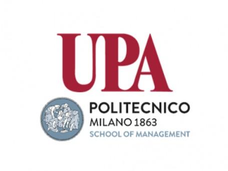 Upa con la School of Management del Politecnico di Milano per il progetto Branding e-Volution