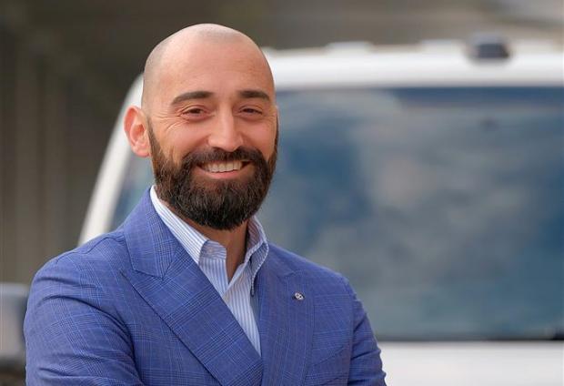A Fabio Di Giuseppe divisione Volkswagen Veicoli Commerciali