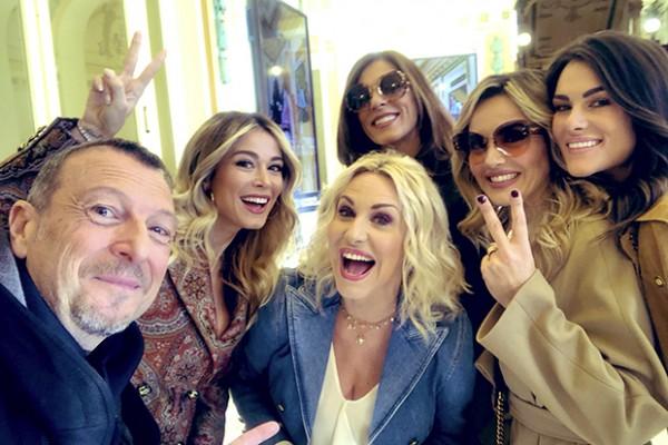 Sanremo, pioggia di polemiche su Amadeus: l'elegante risposta