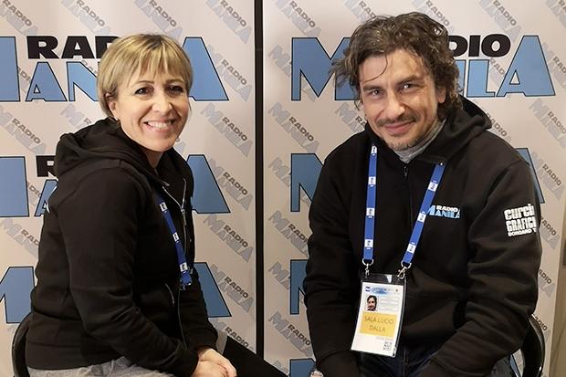 Barbara Cannone e Alis D'Amico