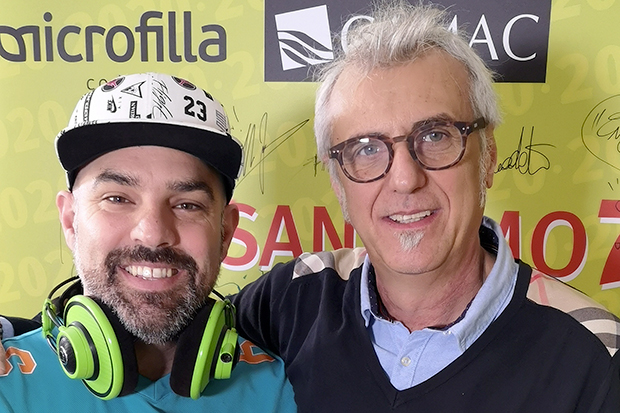 Yuri Mazzotti e Giampi Ronconi