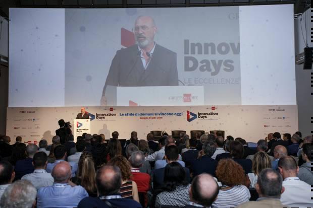 la tappa di Bologna 2019 del Roadshow Innovation Days