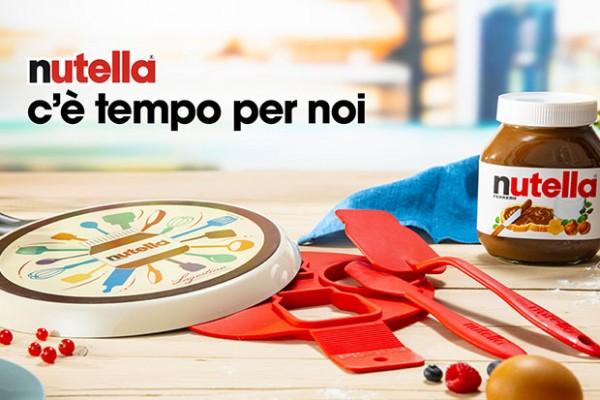 Nutella spot ASMR