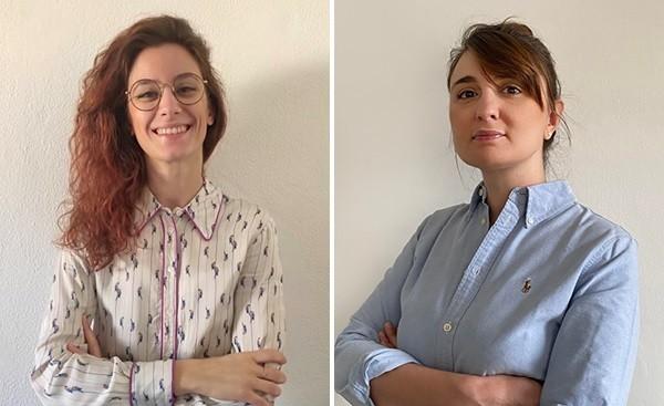 Arianna Cavallo e Marta Conte