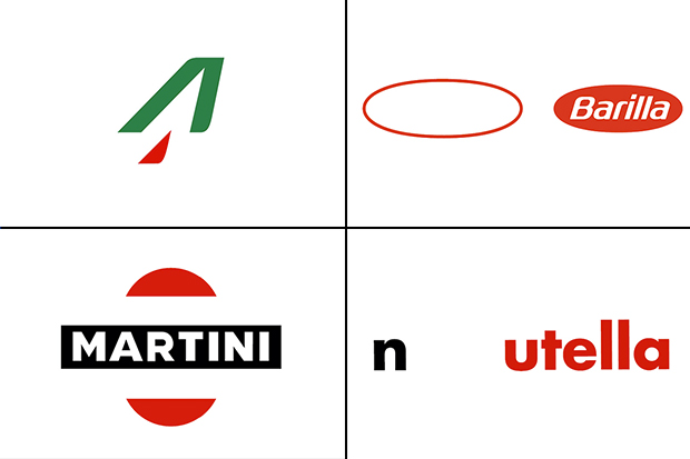 Loghi-collage-alitalia-barilla-martini-nutella