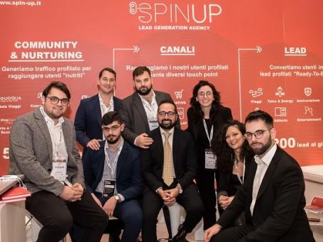 Il team di SpinUp