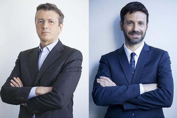 Pierfrancesco Gherardi e Massimo Bruno di Kidsme