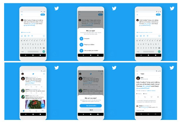 Twitter-conversazioni