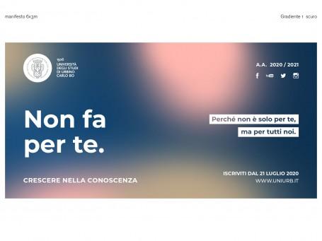 università urbino-campagna