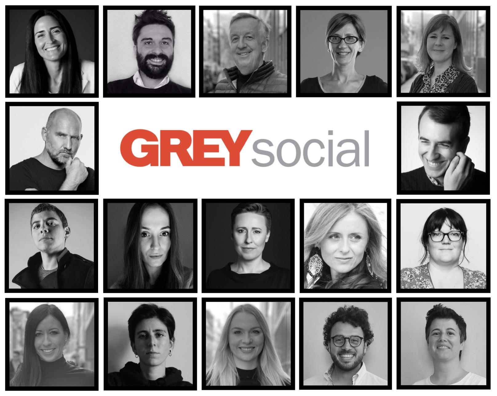 Grey-Social