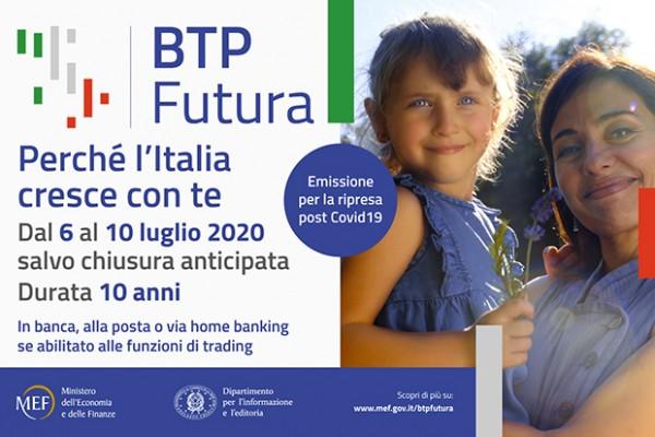 Btp Futura chiude a oltre 6 miliardi di raccolta
