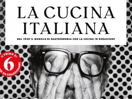 La Cucina Italiana cover